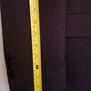 Gianni Uomo Suits & Blazers - NWOT Gianni Uomo Pinstripe Suit